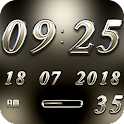 DAVINCI Digital Clock Widget icon