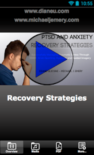 PTSD and Traumatic Stress- screenshot thumbnail