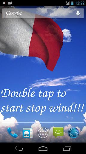 3D馬耳他旗