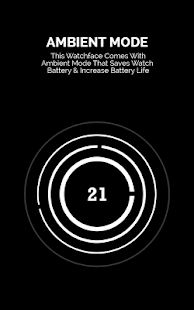 Maze Traces Watch Face- screenshot thumbnail