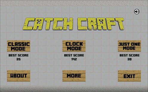 CatchCraft -Minecraft minigame