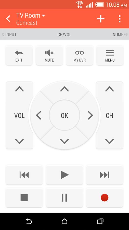 HTC Sense TV - screenshot