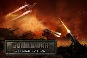 Screenshot of Border War Defence Patrol