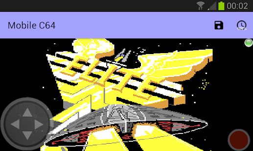 Mobile C64- screenshot thumbnail
