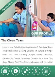 The Clean Team- screenshot thumbnail