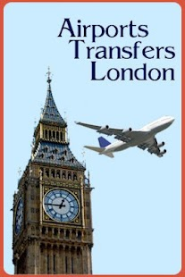 London Airports Transfers- screenshot thumbnail