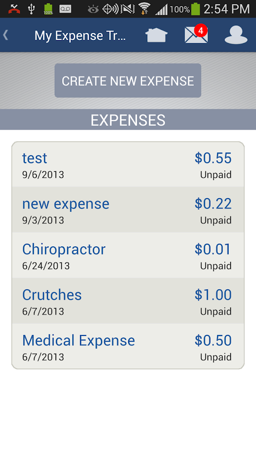 HealthSCOPE Benefits Mobile - screenshot