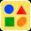 1А: Изучаем фигуры (для детей) 1.0.14 icon
