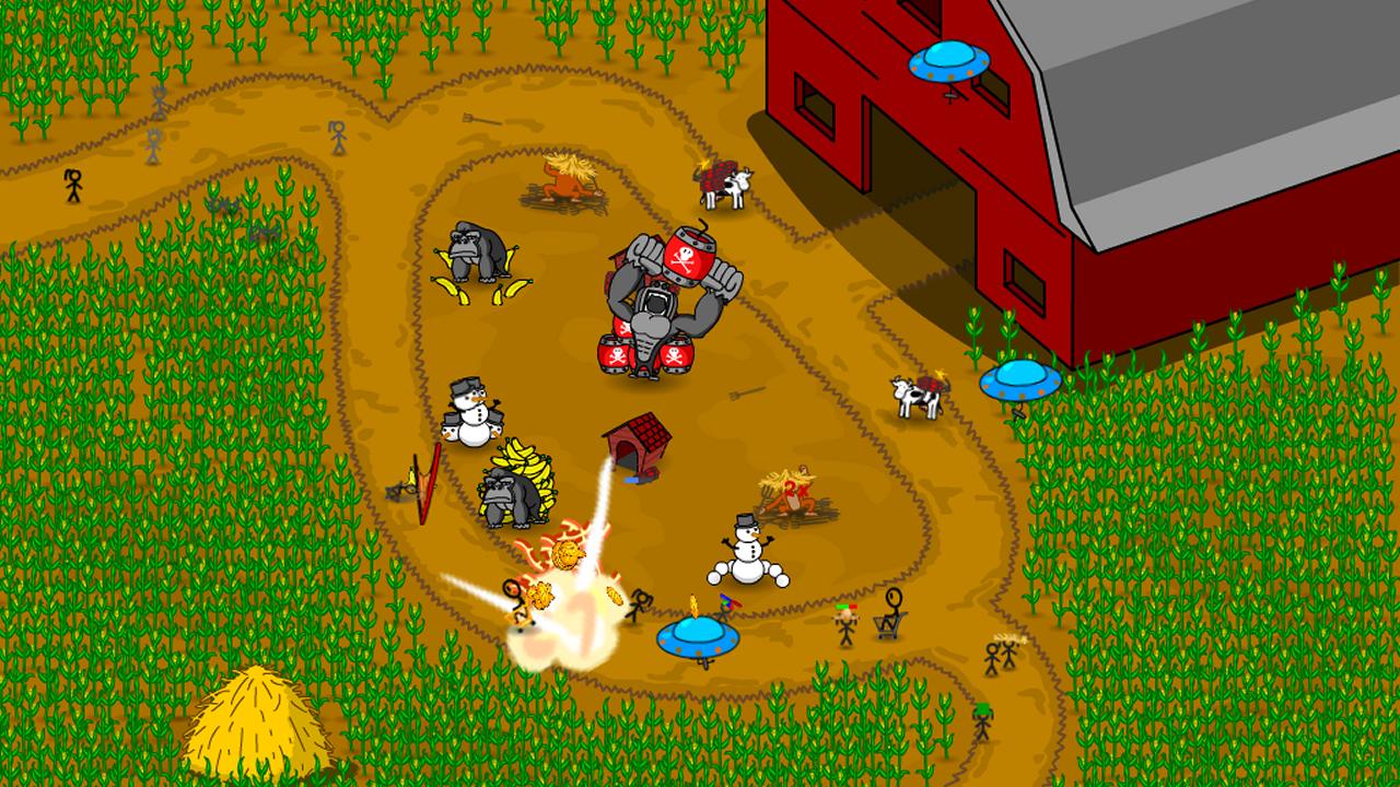 Shopping-Cart-Defense 20