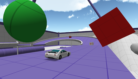 Stunt Car Arena Paid - screenshot