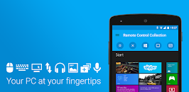 Download PC Remote APK latest version app by Monect for android devices