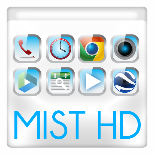 Mist HD 2 Apex Nova ADW Theme 個人化 LOGO-阿達玩APP