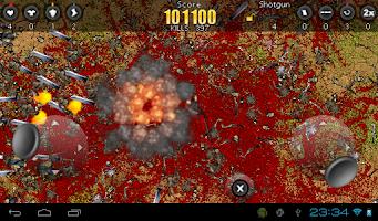 Screenshot of Blood 'n Guns