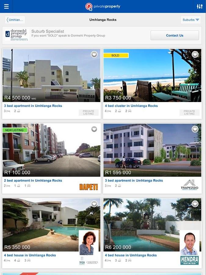 Private Property - screenshot