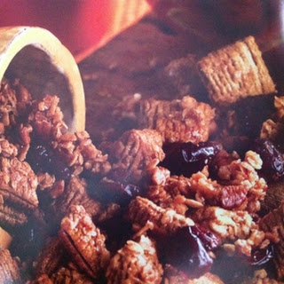 Honey-Nut Snack Mix