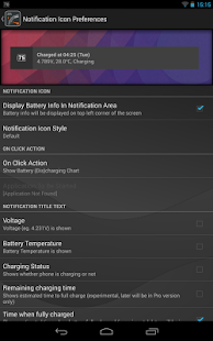 Gauge Battery Widget 2013 - screenshot thumbnail
