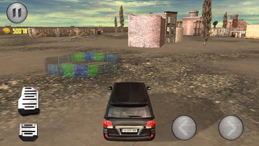 Apocalypse SUV Racing 3D