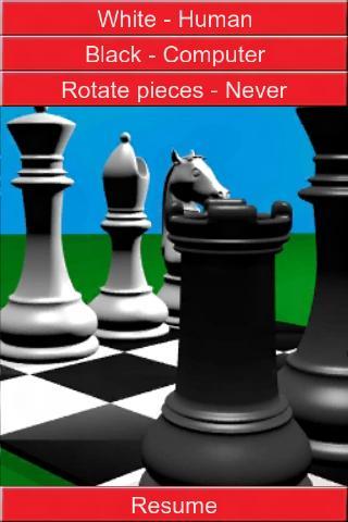 Mini Chess- screenshot