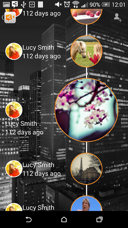 Bistri - Video Calls & Sharing- screenshot