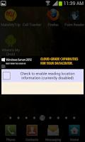 Screenshot of Cell Tracker