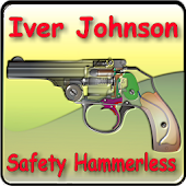 Iver Johnson safety revolvers