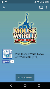 MouseWorld Radio- screenshot thumbnail