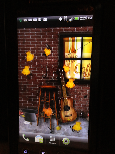 Coffee Shop Guitar LWP