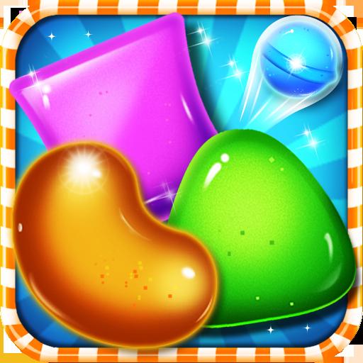 糖果连击 休閒 App LOGO-APP試玩