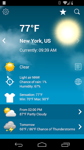 Weather XL PRO v1.4.1.7 [Unlocked]