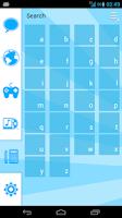Screenshot of SL Theme Raffaella Fluo