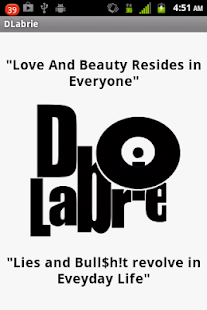Official DLabrie Android App- screenshot thumbnail