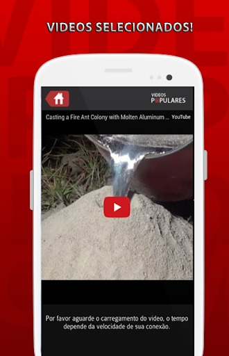 【免費媒體與影片App】Videos Populares-APP點子
