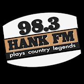 98.3 Hank FM