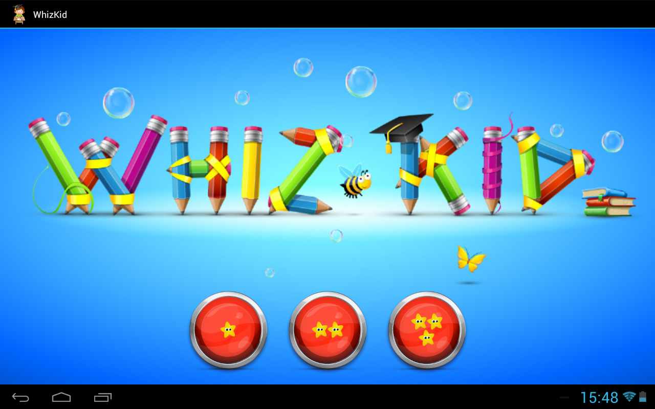 Whiz Kid- screenshot