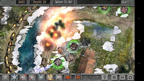 Defense Zone 2 HD Screenshot 3