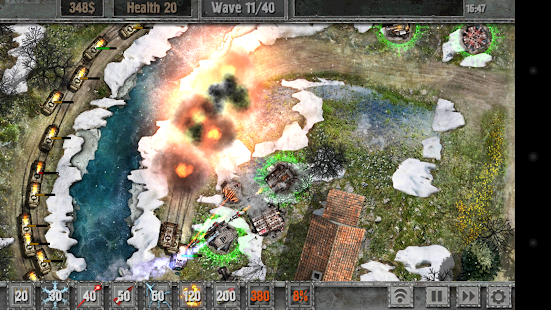 Defense Zone 2 HD Screenshot 3