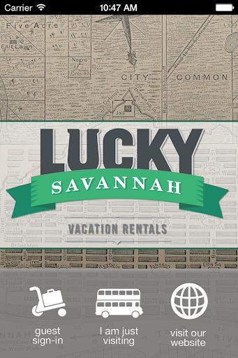 Lucky Savannah Vacation Rental