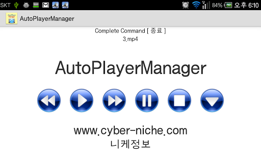 AutoPlayerManager