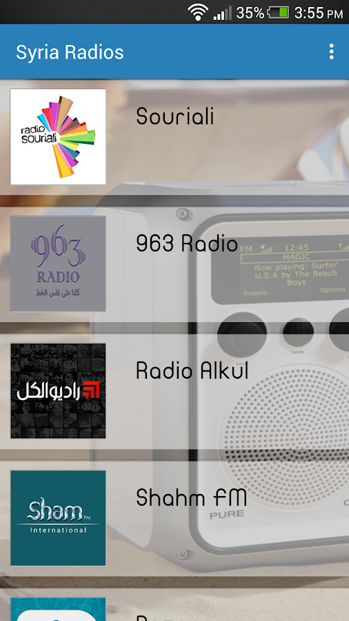 Syria radios android apps on google play for Radio monte carlo doualiya