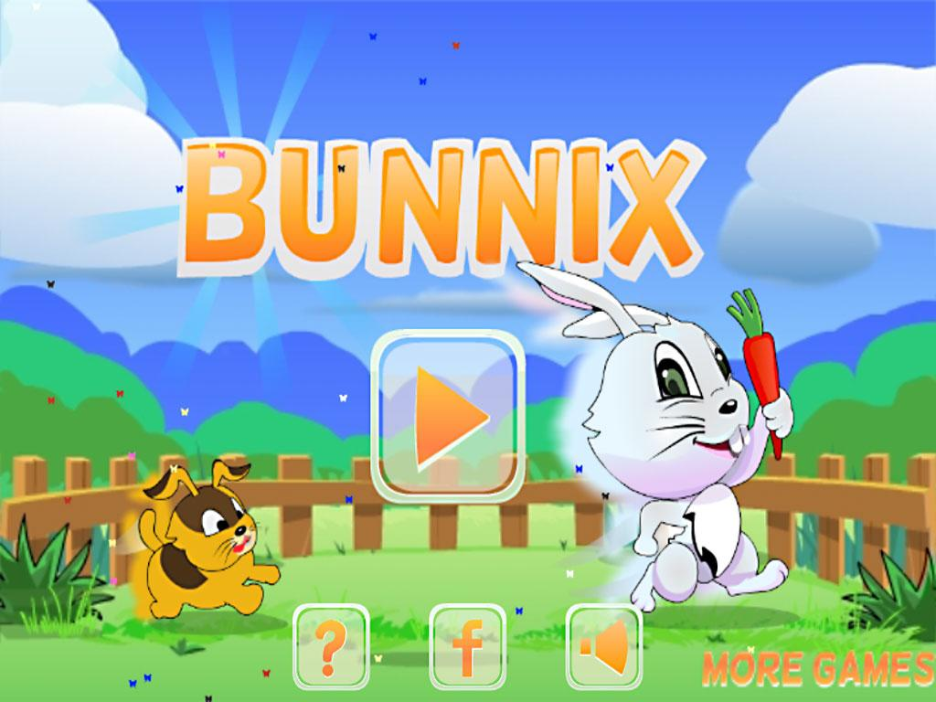 Bunnix - Bunny Run- screenshot