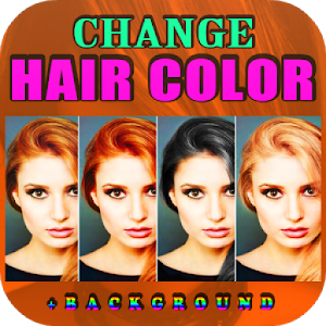App Change Hair Color APK For Windows Phone Android Games And Apps - Hairstyle colour app