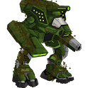 Mechas War Robots browser game icon