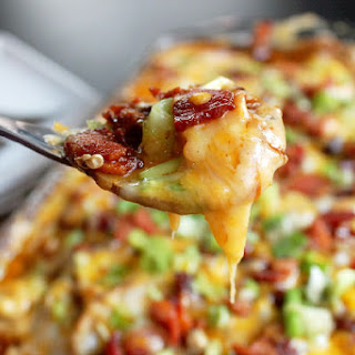 Cheesy Baked Potato Casserole.