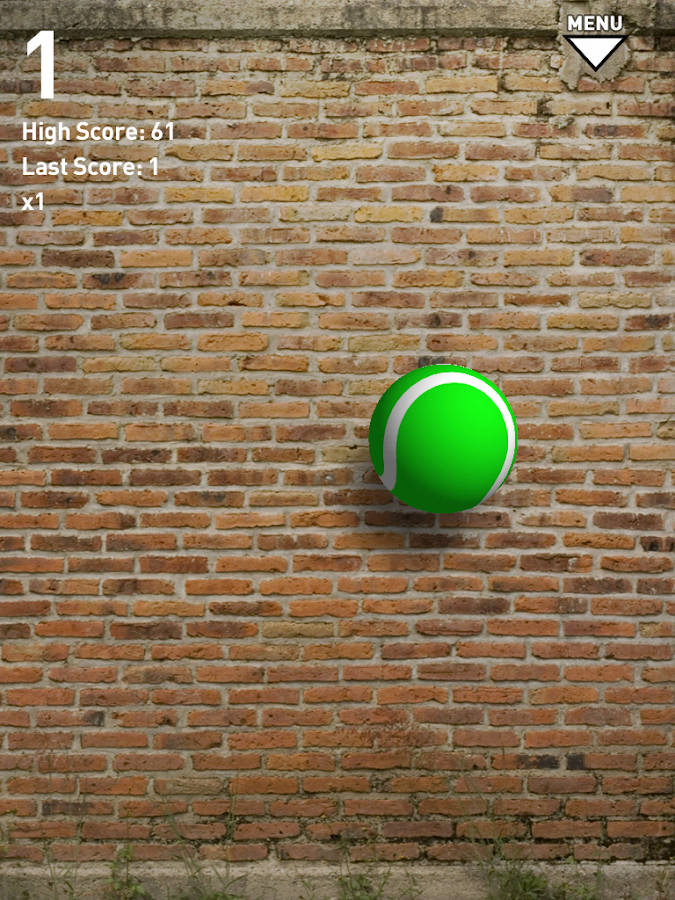 Bounce Ball Game - screenshot