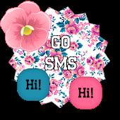 GO SMS THEME - SCS443