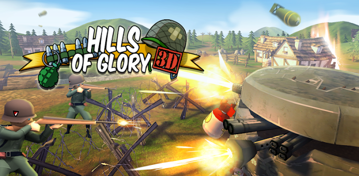 Hills of Glory 3D apk