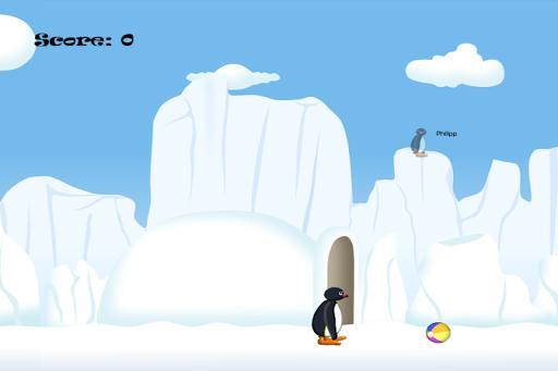 Pinguin Jump