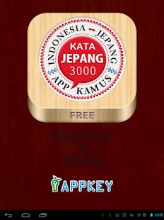 KATA JEPANG - INDONESIA