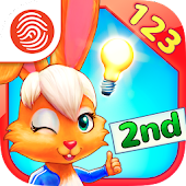 Wonder Bunny Math: 2nd Grade