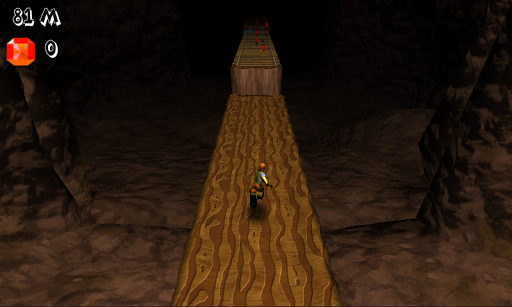 Dark Cave Runner
